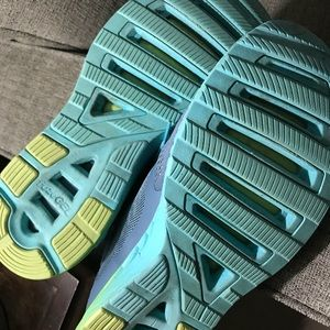 Asics Shoes - ASICS ombré workout aerobic shoes - barely worn